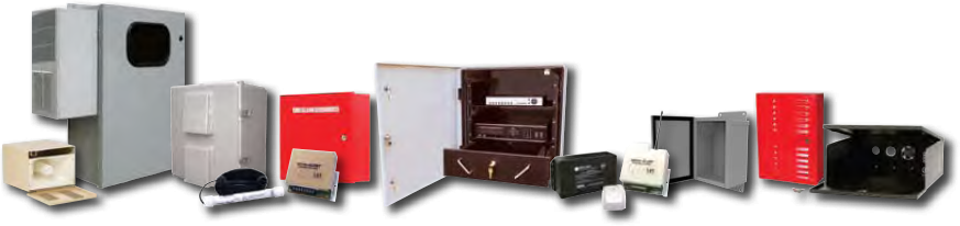 Mier offers indoor and outdoor electrical enclosures, driveway vehicle detection and asset protection systems - all proudly made in the USA