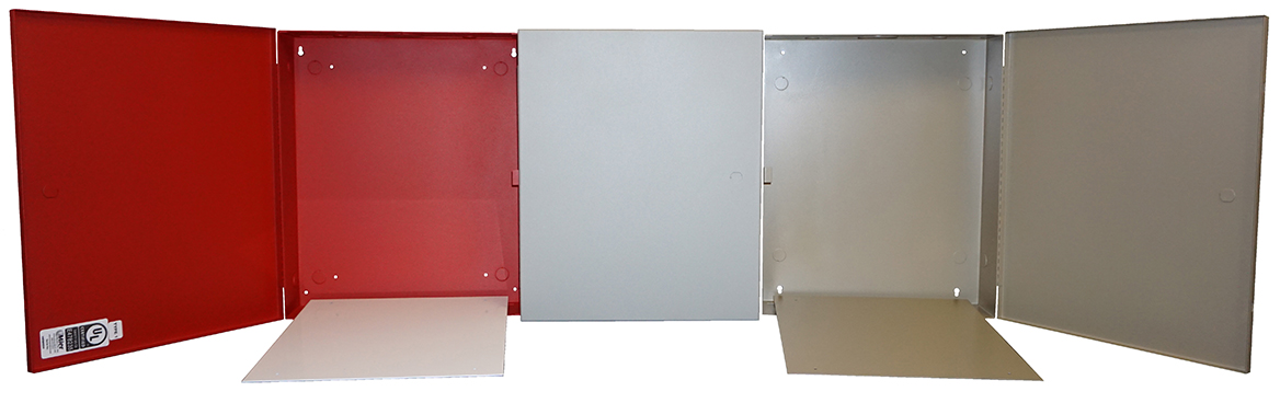 BW-101 indoor, NEMA 1, electrical enclosures from Mier Products