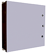Mier stainless steel NEMA 4X enclosure