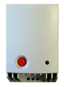 BW-400 heater blower for larger outdoor NEMA 3R fan-ventilated and electrical heated enclosures