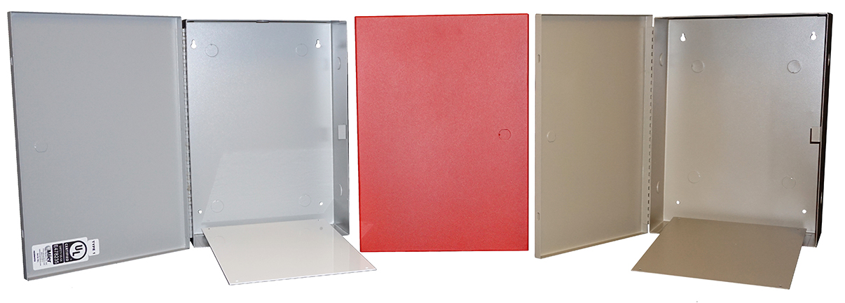 BW-99 indoor, NEMA 1, electrical enclosures from Mier Products