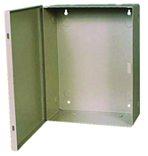 BW-104 indoor, NEMA 1, electrical enclosure from Mier Products