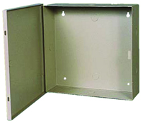 BW-108 indoor, NEMA 1, electrical enclosure from Mier Products