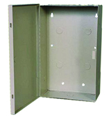 BW-109 indoor, NEMA 1 electrical enclosure from Mier Products