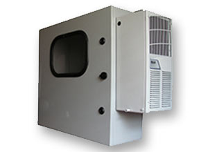 Outdoor/Indoor NEMA 4 Air-Conditioned Enclosures