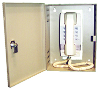 Telephone Enclosure