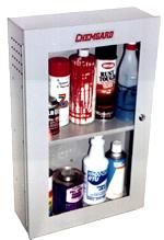 Chemical/Medicine Lock Box