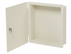 flush mount home automation and structured wiring cabinets mier rh mierproducts com recessed wiring box Recessed TV Box
