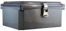 BW-SL1084 standard door, outdoor/indoor, polycarbonate, non-metallic, NEMA rated electrical enclosure from Mier
