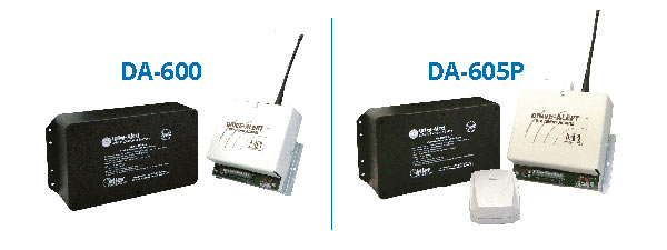 DA-600 and DA-605P Wireless Systems