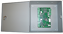BW-MR50SMBOX Mercury board, indoor, NEMA 1 electrical enclosure from Mier