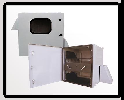 Example of NEMA 3R FC units.