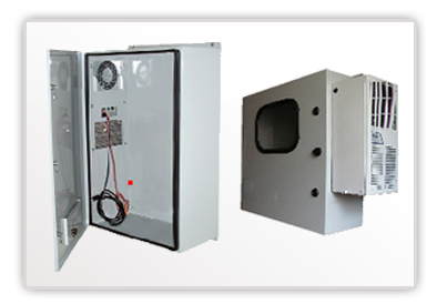 NEMA 4 ACHT units & Outdoor NEMA 4 Temperature-Controlled Enclosures - Mier Products