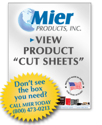 Download Product Cut Sheets