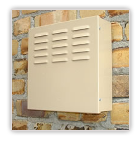 Mier bell boxes protect your security alarms while allowing for maximum sound output.