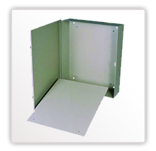 Boxes with Removable Back Panels