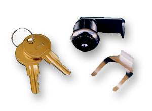 Standard Cam Locks, Tubular Locks, Combination Locks for Metal Enclosures