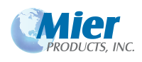 Mier Products Mobile Logo