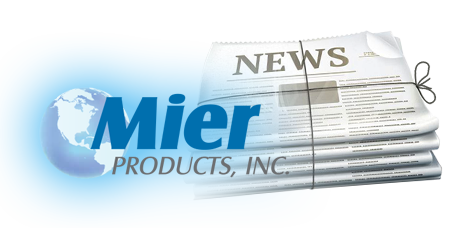 News and Events at Mier Products