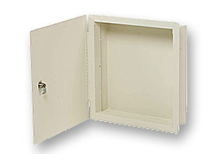 Structured Wiring Cabinets / Flush-Mount Cabinets / Home Automation Cabinets
